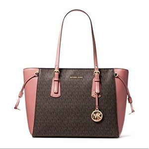 Michael Kors Voyager Multifunction Top-Zip Tote